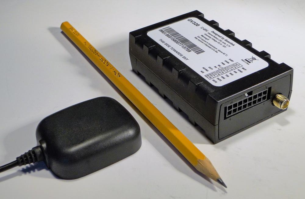 GPS трекер / маяк «GV-320»