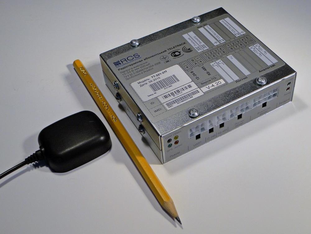 GPS трекер / маяк «Teletrack TT-221»